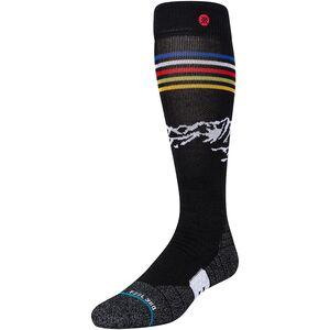 Fish Tail Snow Ski Sock Stance