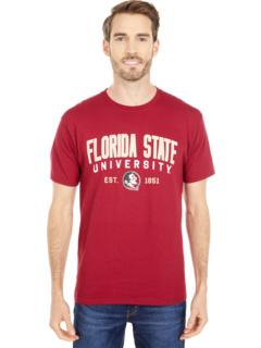 Футболка из джерси Seminoles State Флорида Champion College