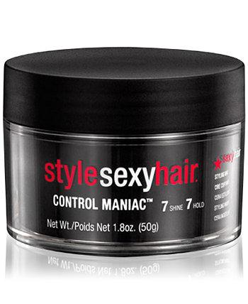 Style Sexy Hair Control Maniac, 1,8 унции, от PUREBEAUTY Salon & Spa Sexy Hair