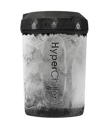 Запатентованный охладитель кофе / напитков на 12,5 унций, готовый за одну минуту Hyperchiller