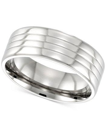 Текстурированное кольцо из нержавеющей стали LEGACY