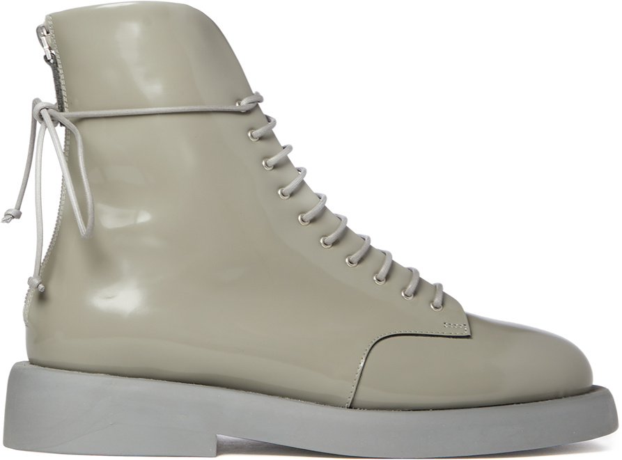 Боевые ботинки Gomme Big Sole Marsell