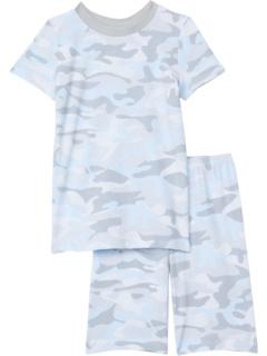 Комплект топ с короткими рукавами и шортами Crew (для малышей) Esme