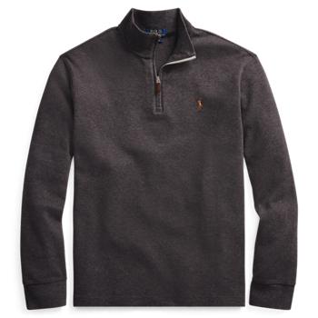 Пуловер Estate-Rib с застежкой-молнией Ralph Lauren