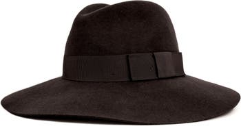Шляпа с гибкой шерстью 'Piper' Brixton