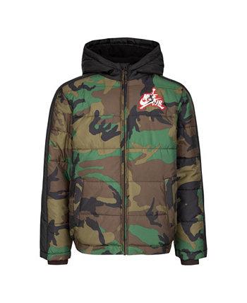 Классическая пуховая куртка Little Boys Jumpman Jordan
