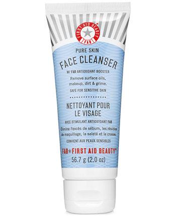 Чистое очищающее средство для лица, 2 унции. First Aid Beauty