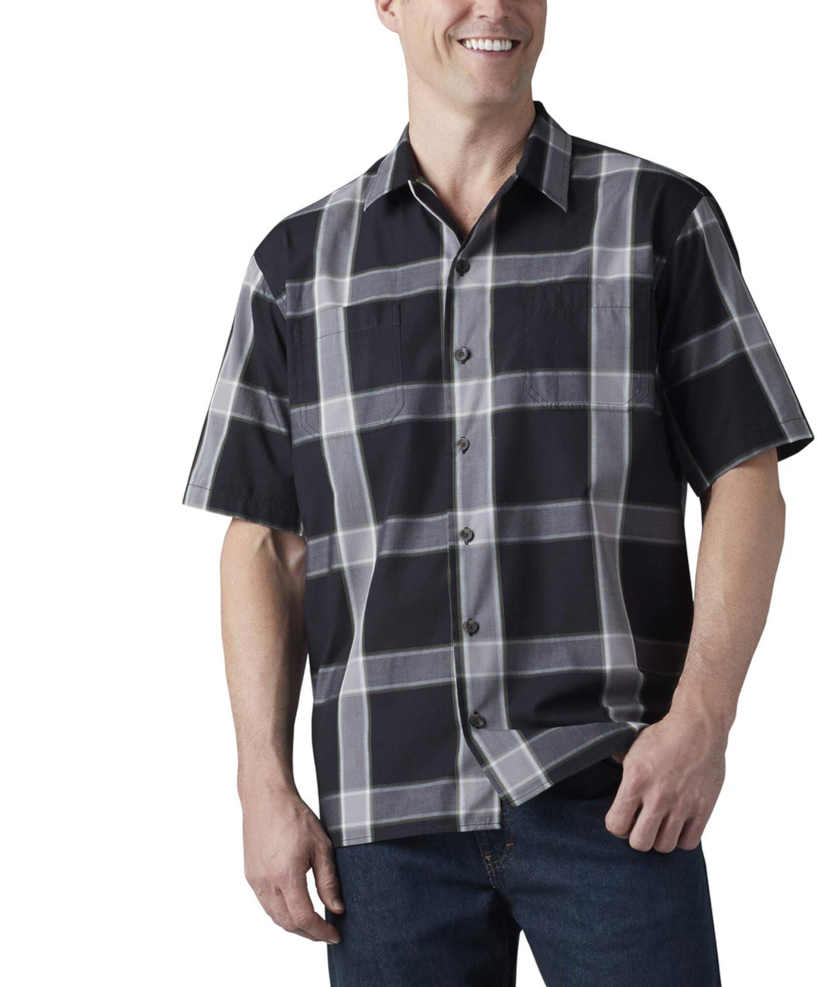 Рубашка Camp с коротким рукавом Dickies