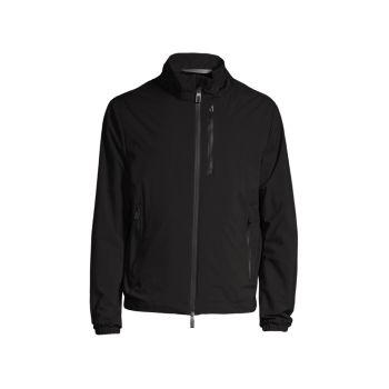 Куртка-бомбер на молнии Canali
