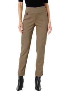 Узкие брюки до щиколотки в клетку Ruth Lisette L Montreal