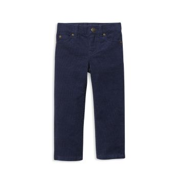 Baby's, Little Boy's & amp; Прямые вельветовые брюки для мальчиков Janie and Jack