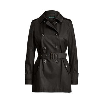 Double-Breasted Trench Coat Ralph Lauren
