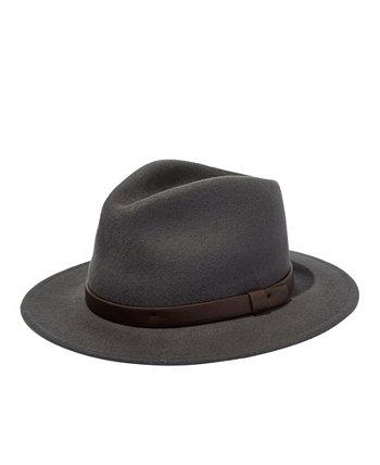 Мужская фетровая шляпа с широкими полями COTTON ON