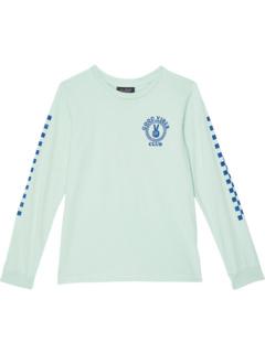 Рубашка с длинным рукавом Good Vibes Club (для малышей / маленьких детей / детей старшего возраста) Tiny Whales