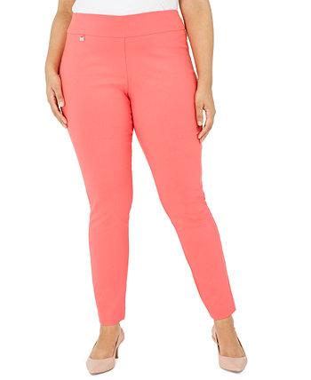 Плюс и миниатюрные обтягивающие брюки-скинни большого размера, созданные для Macy's Alfani