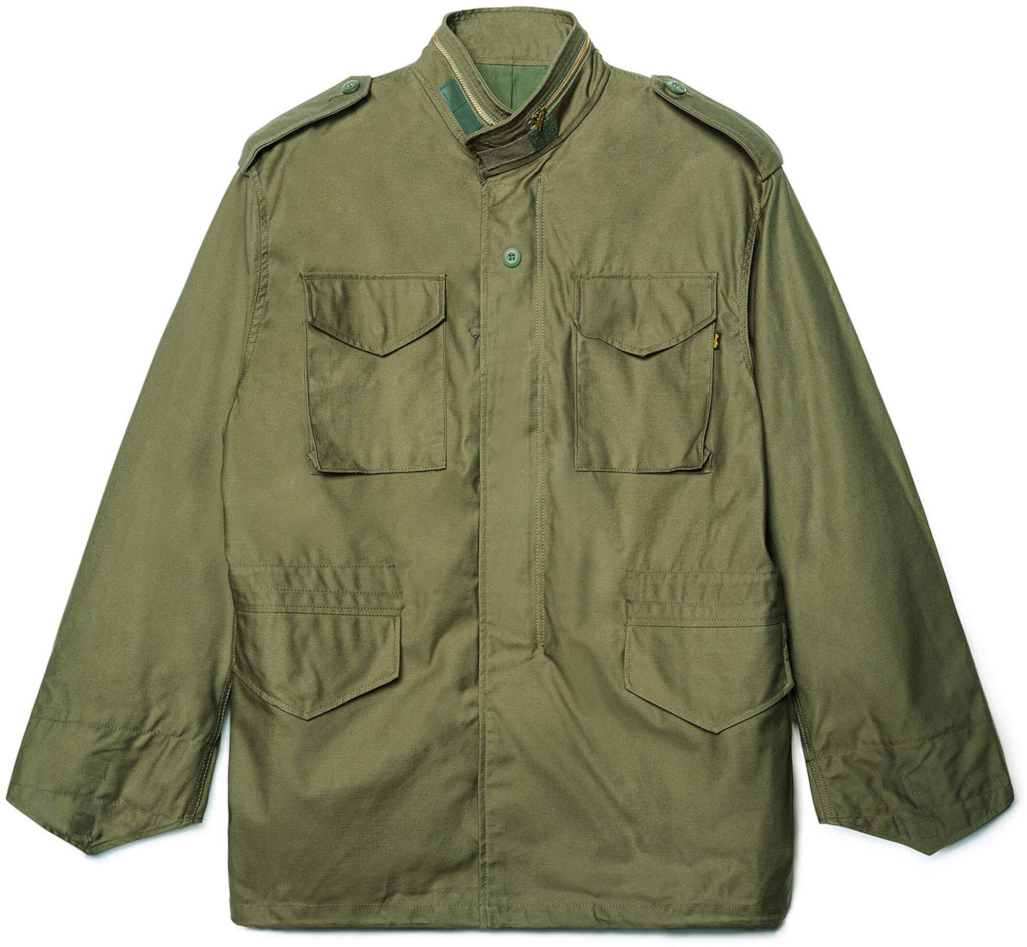 Полевая куртка M-65 Alpha Industries