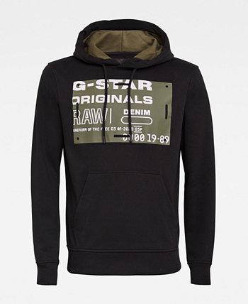 Men's Originals Hoodie Sweatshirt G-Star