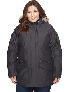 Плюс Размер Карсон Пасс IC Куртка Columbia