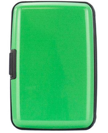 Держатель кредитной карты металлик RFID кошелек Miami CarryOn