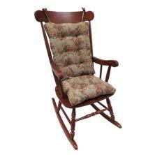 The Gripper 2-pc. Somerset Rocking Chair Pad Set Gripper