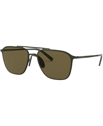 Солнцезащитные очки, 0AR6110 Giorgio Armani