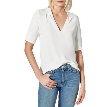 Шелковая блуза Ance Joie