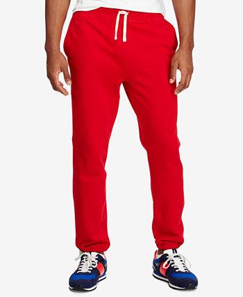 Мужские брюки из смесового флиса Ralph Lauren