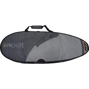 Дорожная одинарная / двойная дорожная сумка для серфинга Pro-Lite Rhino - Fish Pro-Lite