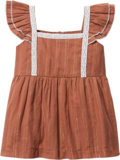 Блузка с люрексом (для малышей / маленьких детей / старших детей) Janie and Jack