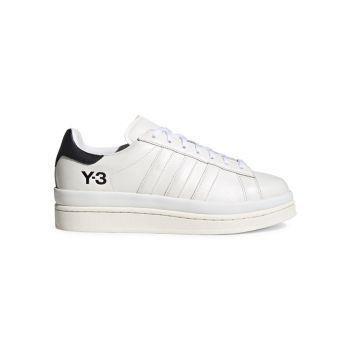 Кожаные кроссовки Mix Media с низким берцем Y-3