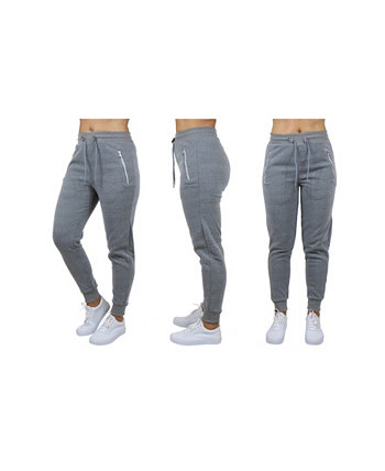 Женские брюки-джоггеры свободного кроя с карманами на молнии Galaxy By Harvic