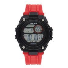 Мужские спортивные часы Armitron ProSport EL с ЖК-экраном Armitron