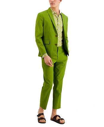 INC Men's Slim-Fit Stretch Textured Suit Jacket, Created for Macy's INC International Concepts