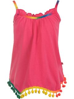 Топ Bella с радужными помпонами (для малышей / маленьких детей / старших детей) Appaman Kids