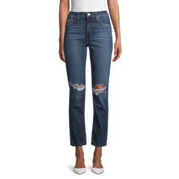 Джинсы прямого кроя Alhambra Joe's Jeans