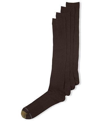Мужские носки, ADC Canterbury 3 пары носков платья экипажа + 1 пара Gold Toe