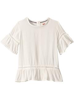 Топ с оборками и короткими рукавами (для маленьких детей) Levi's®