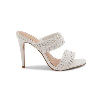Jendi Faux Leather Sandals BCBGeneration