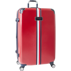 28-дюймовый вертикальный чемодан Basketweave Tommy Hilfiger