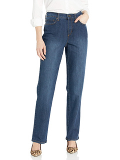 Классические зауженные джинсы Amanda с высокой посадкой Gloria Vanderbilt