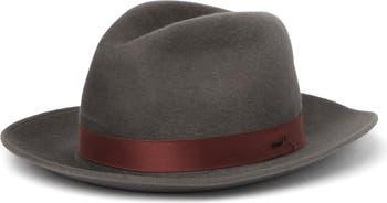Шерстяная шляпа-федора Busken BAILEY