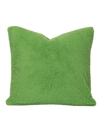 Игривая плюшевая дизайнерская подушка Jungle Green 20 дюймов Crayola