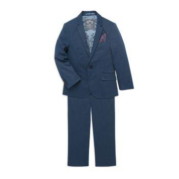 Двухкомпонентный эластичный модный костюм для маленьких мальчиков и мальчиков Appaman