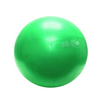 Physiogymnic 30-1702 26 in. Inflatable Exercise Ball Green Physiogymnic