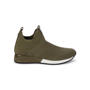 Orion Perforated Sock Sneakers J/Slides