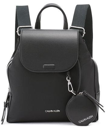 Millie Nylon Backpack Calvin Klein