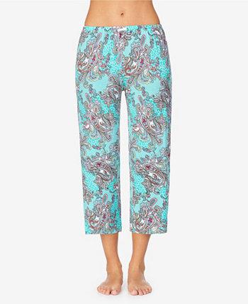 Женские укороченные пижамные брюки Ellen Tracy