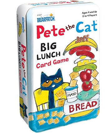 Оловянная карточная игра «Большой кот Пит» Briarpatch