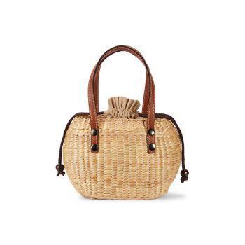 Соломенная сумка Mini Seagrass Sea & Grass
