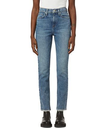 Прямые джинсы Holly с высокой посадкой Hudson Jeans